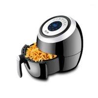 Air Fryers Fritadeira Home Multi-Função Óleo-Free Grande Capacidade Elétrica Smart Touch Fries Máquina1