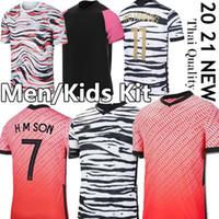 2020 Coreia do Sul Camisas de futebol SON 20 21 South Korea Jersey Hyung Kim Lee Kim Ho filho Camisa de futebol