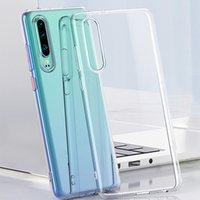 Luxuskoffer für Huawei p30 pro P20 Lite P Smart Plus 2019 Ehre 8x max 8c 8s Mate 30 Lite 20 pro coque Funda Silikon Rückseite