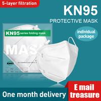 Maskeler Maskarilla Koruyucu Yüksek Kaliteli Tek Kullanımlık Yüz Maskeleri Üretici Toz Geçirmez 5 Katlar Ağız Maskeleri Hızlı Kargo E Posta Hazinesi