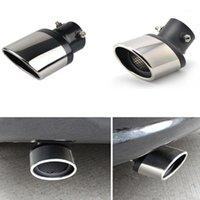 Silenziatore universale Auto di scarico per tubo di scarico Accessori per INFINITI FX35 FX37 EX25 G37 G35 G25 G25 Q50 QX50 EX37 FX451