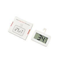 الثلاجة الرقمية التجميد ميزان الحرارة -20 إلى 110 درجة الثلاجة الرقمية ترمومتر المنزلية عالية الدقة الصقيع الانذار ميزان الحرارة
