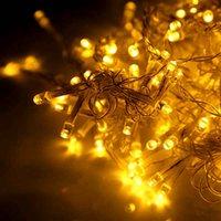 Heißer Verkauf 600LED fenster Vorhang String Fairy Light Hochzeit Weihnachtsfest Dekor (warmweiß) Hohe Helligkeits-Saitenbeleuchtung