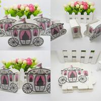 Karikatür Riage Şeker Hediye Kutusu Kağıt Minyatür Hediyeler Wrap Durumda Düğün Şeker Organizatör Fit Parti Malzemeleri 0 2JM E1