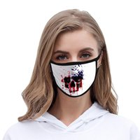 Washable Day Usa Mask For Lady Rosa Color Cubrebocas Indepen...