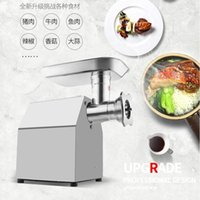 Desktop Fleischschleifer Multifunktionsfunktion Elektrische Gemüse Wringer Pilzscheibe Rindfleisch Slicer 850w1