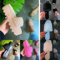 B3hxb Cute Kids LED Light Slippers Mini Holes Sandels Shoes designer high quality Boy Ins Girls Beach Luminous dener slipper Sandal Kids