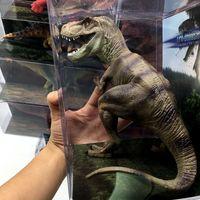 الديناصور التعلم للتربية الجوراسي الحياة البرية لعبة الديناصور ريكس العالم بارك نموذج عمل أرقام لعب الأطفال هدية