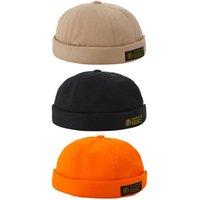 قبعة / جمجمة قبعات الرجعية كودررو الأصلي docker بحار السائق كاب ماركة بريملز skullcap الرجال و trend الهيب هوب قبعة الخريف