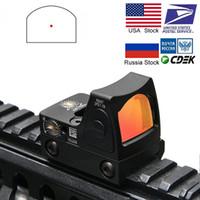 Trijicon RMR الأحمر دوت البصر الميزي بندقية المنعكس البصر نطاق صالح 20 ملليمتر ويفر السكك الحديدية ل irlsoft / بندقية الصيد