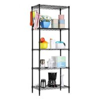 Changeable Assembly Floor Standing Carbon Steel Storage Rack...