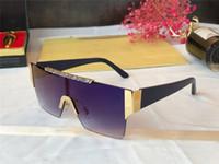 1162 고급 패션 새로운 선글라스 스퀘어 하프 프레임 안경 간단한 여성 비즈니스 스타일 안경 렌즈 레이저 최고 품질 UV400 보호