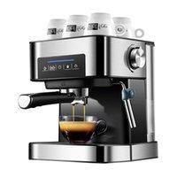 Itop elektrische 20bar italienische kaffeemaschine haushalt americano espresso kaffee maschine fantastische milch schaummacher 220v
