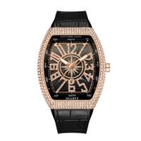 Gran الاتصال الهاتفي Diamante deporte reloj hombres cronógrafo reloj masculino militar relojes الفقرة hombre marca de lujo reloj hombre montre homme relo