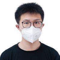 In USA Stock FedEx Livraison Gratuite En149 Masque Masque Masque Masque de protection EN149: 2001 + A1: 2009 CE 2016/425