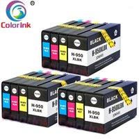 Colorink per 950xl per 951xl 950 Cartuccia d'inchiostro 950 951 OfficeJet Pro 8600 8610 8615 8620 8630 8625 8660 8680 Printer1