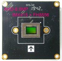 "8MP AHD-8.0MP @ 15FPS, 1 / 2.8 ""Sony IMX415 CMOS Sensor de imagem + FH8556 CCTV Camera Módulo PCB Board (partes opcionais) 1"