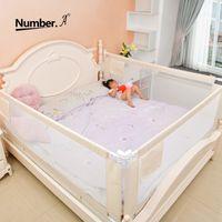 الطفل روضة السلامة على السرير القضبان للأطفال أطفال الأسوار سياج الطفل سلامة بوابة سرير حاجز سرير للأطفال للأطفال للأطفال حديثي الولادة LJ200819