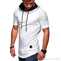 Free shipping Black and white in four colors Men' s T- sh...