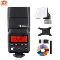 Godox mini350C350L HSS 2.4GHz Flash Cameras350 + X1TC Trigger pour 5D MarkIII 80D 7D 760D 60D 600D 30D 100D1