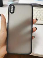 Yeni Yumuşak Siyah TPU Çerçeve + Sert PC Geri Telefon Kılıfı Için iphone 11 12 Mini Pro Max X XR XS Max 8 7 Artı Kapak Boyalı Hull Kılıfları GSZ398