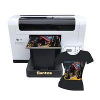 A3 حجم 1440dpi مباشرة إلى طابعة الملابس القطن تي شيرت آلة الطباعة مع XP600 head1