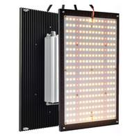 120W Samsung Quantum LED växer ljus 2x2ft täckning kompatibel med dimbar kommersiell 1000 watt full spektrum växt växande lampor