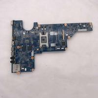 Alta qualità 650199-001 per HP Pavilion G4 G6 G7 madre del computer portatile DA0R13MB6E1 HM65 HD6470 1GB DDR3 PGA989 testati al 100%