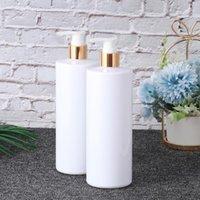 3pcs 2 pz 1pc 500ml bottiglia vuota bottiglia di alta qualità in ceramica in ceramica bottiglia di ceramica per la bottiglia di emulsione in schiuma lavaggio della mano Pompa casuale1