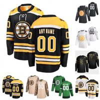Individuelle Boston Bruins Zach Senyshyn Jack Studnicka Urho Vaakanainen Daniel Vladar Jakub ZBOŘIL 2020 Eishockey Trikots Frauen genähtes