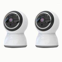 Kameras Wireless Camera Baby Monitor Home Security Night Vision Auto Tracking Netzwerk Remote HD WiFi1