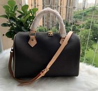 حقائب اليد أزياء المرأة حقيبة جلدية حقائب الكتف حقيبة الكتف 35 سنتيمتر أكياس crossbody للنساء حقيبة محفظة