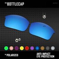 OWOWLIT-Linsen-Ersatz für Bottlecap-Sonnenbrillen polarisiert - Multi Colors1