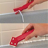 Professional Caulk Longe removedor e Consumador de Construtores Tile Caulk Cleaner suaves Tools