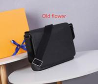 Bolsa de mensajero, producto de alta calidad, bolsa de diseño de lujo, material de lona artificial avanzado, bolsa de mensajero pequeño, carga gratuita, L002