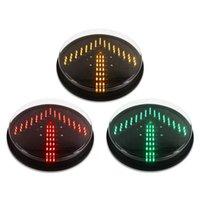 Diâmetro do semáforo 300mm tricolor LED arrow Semaforo Módulo