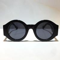 0629 남성과 여성을위한 UV 400 보호와 함께 새로운 패션 야외 선글라스 빈티지 타원형 전체 프레임 인기있는 최고 품질의 경우와 함께