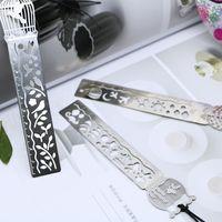 4 Stijlen Klassieke Metalen Heerser Bookmark Creative Student Gifts Antieke Geschenken Retro Kantoorbehoeften Staal Mode Ruler Bookmark 159 N2