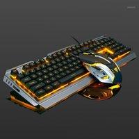 Jeu Keybord et souris avec moulage par injection de deux couleurs KeyCap Backlit étanche pour pour Pro Gamer1