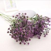 Yüksek Kaliteli Yıldızlı Plastik Çiçek Yapay Çiçek Ortağı Mantianxing Düğün Dekorasyon Gelin Buket Çiçekler Hediye 1 adet Arti