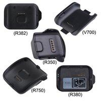 USB شاحن قفص الاتهام محول كيبل شحن للحصول على سامسونج غالاكسي جير V700 2 / S صالح R350 / R380 / R750 / R382 لايف سمارت ووتش الاسوره