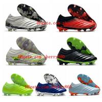 2021 качество Мужские футбольные туфли COPA 20 + FG CLEATS Чемпионат мира Eardooor Футбольные ботинки Scarpe Da Calcio 02
