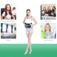 Vibroaction Slimming Massager Electric Waist Body Muscle Massage Vibrating Fat Burning Exercise Weight Fat Loss Massage Belt