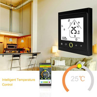 Smart Thermostat Temperature Controller for Electric Floor H...