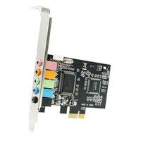 Scheda audio PCI 5.1CH CMI8738 Chipset o scheda audio digitale Desktop PCI TXC0901