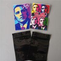 Obama Runtz Dank Gummies Kurabiye Chuchles Çanta Orman Boys Obama Runtz Joker Up 3.5g Mylar Paket Çantası Vape Ambalaj Kuru Herb Flo