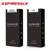 Autentica Be 'Caliburn G Coil 0.8ohm / 1.0ohm Mesh Coil per Be' Caliburn G / KOKO Primo Pod System Kit