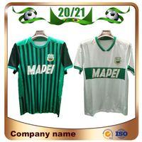 20/21 Sassuolo Calcio Soccer Jerseys 2021 Home Lirola Prince Chemise Matri Sernicola Away Football Uniforme