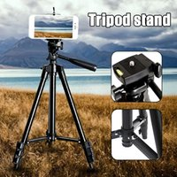 New Extendable Adjustable Tripod Stand Mount Holder Clip Durable Camera Phone Holder Bracket DOM668