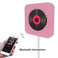 CD-плеер Настенный Bluetooth Portable Home Audio Boombox с дистанционным управлением FM-радио встроенные динамики HiFi1